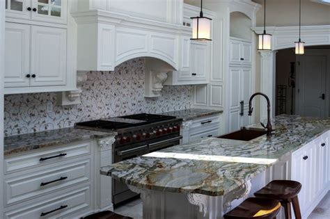 Countertops Pittsburgh by Brilliant Green Granite Kitchen Countertops A Collection