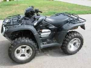 honda rubacon 500 black 2006 honda rubicon 500 at 5 500 or best offer 100428659