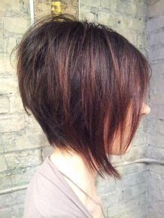 how to cut a disconnect bob haircut disconnected bob hair cuts edgy pinterest