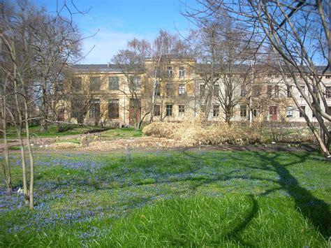 halle botanischer garten institutsbereich geobotanik und botanischer garten