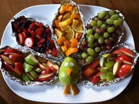 kid friendly fruit appetizers if you re looking for something for the table this is for you thanksgiving