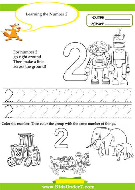 printable preschool number activities coloring pages kids under 7 free printable kindergarten