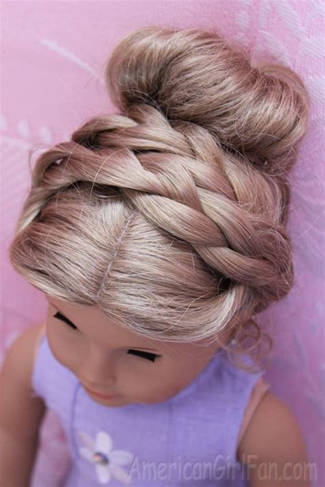 hairstyles fancy buns 216 best images about doll ideas on pinterest