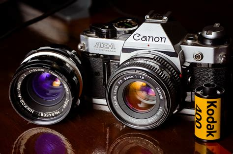canon ae 1 the canon ae 1 the slr that helped make photography simple