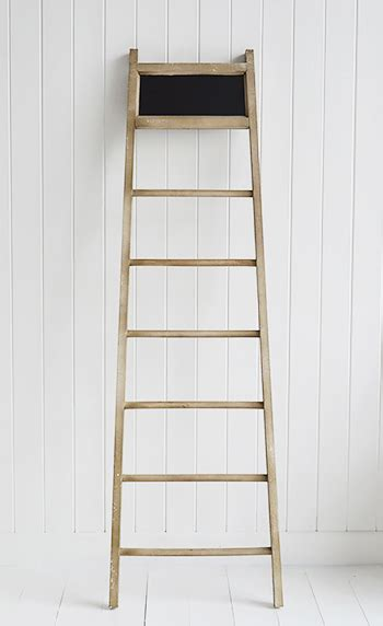 dorchester blanket ladder  clothes stand   white