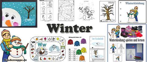 garten ideen winter projekt winter kindergarten und kita basteln und spiel ideen