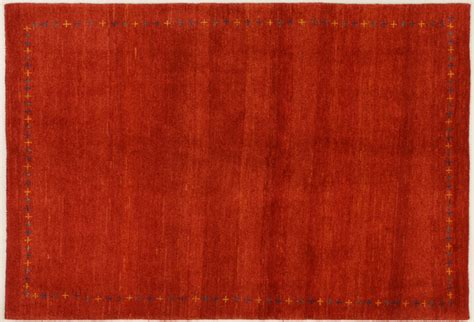 gabbeh teppich rot collection gabbeh teppich rot 76040 teppich