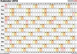 Kalender 2018 Zum Ausdrucken Din A6 Kalender 2018 Zum Ausdrucken Als Pdf 16 Vorlagen Kostenlos