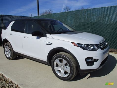 land rover discovery sport 2017 white 2017 yulong white metallic land rover discovery sport hse