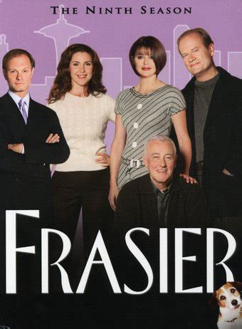 frasier the complete season dvd frasier complete 9th season 4 dvd 2001 television
