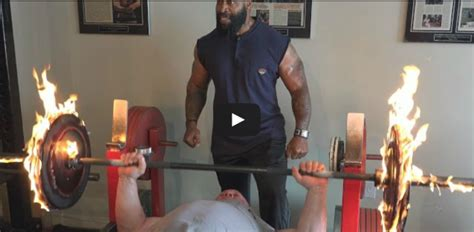 michael clarke duncan bench press michael clarke duncan bench press michael jai white bench