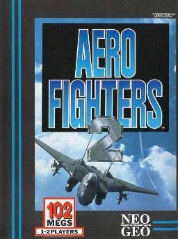 retro games wikipedia aero fighters 2