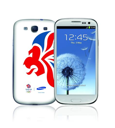 Samsung S3 Limited Edition samsung launches limited edition team gb galaxy s3 at carphone warehouse android central