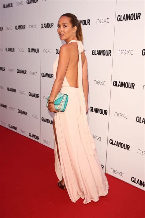 Glamours Of The Year Awards by Myleene Klass At Of The Year Awards In