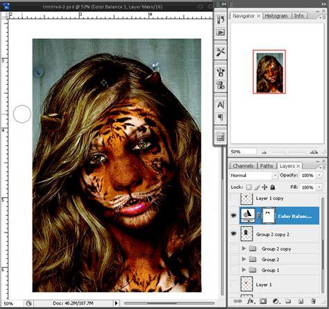tutorial photoshop cs3 menggabungkan 2 foto nina ncyaaaa cara menggabungkan 2 objek wajah dengan