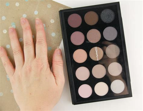 Eyeshadow 8 By Aia Kosmetik mac cosmetics eye shadow x 15 cool neutrals palette