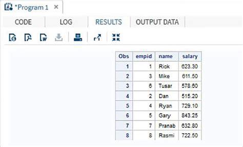 tutorialspoint sas sas concatenate data sets