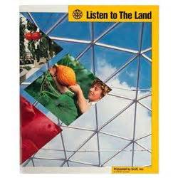 the worldwide listening guide books epcot quot listen to the land quot guide book
