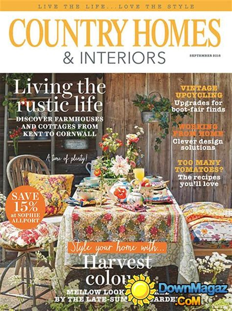 country homes interiors magazine country homes interiors september 2016 187 pdf