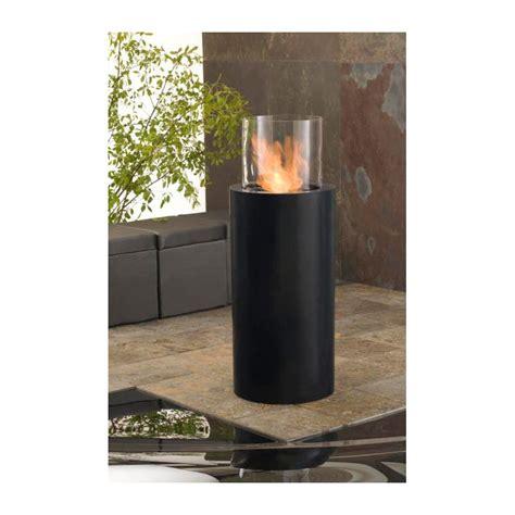 cheminee ethanol exterieur bienvenue chez vous cheminee bio ethanol nomade tower