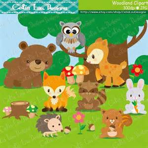 teppich waldtiere wald tiere clipart woodland clipart wald tiere clipart fox