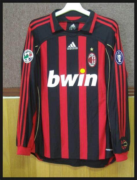 Ordinal Ac Milan 06 키 큰 프리데만 씨의 블로그 shirts club teams ac milan 카테고리의 글 목록