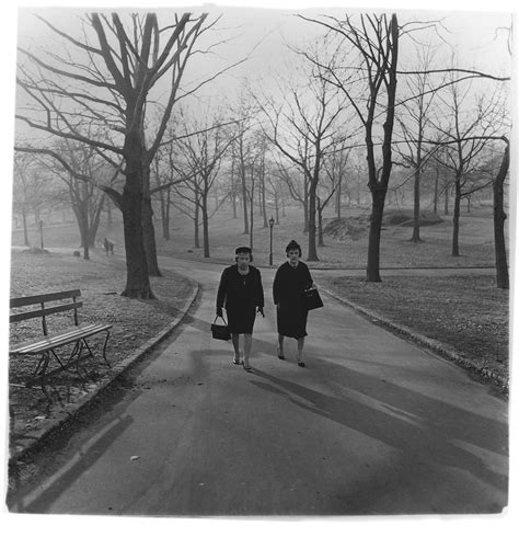madeline kahn bench central park diane arbus s surreal photos of strange encounters in nyc