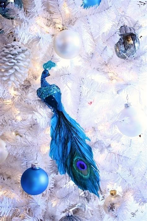 1000 images about peacock christmas on pinterest