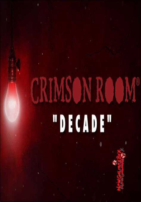 Crimson Room by Crimson Room Decade Free Pc Setup
