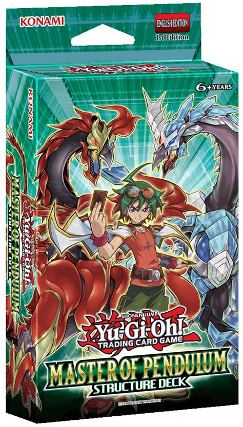 yugioh structure deck world konami details friday s launch of master of pendulum