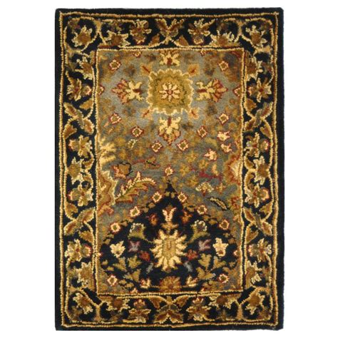 3 x 4 area rug safavieh antiquity wine 2 ft 3 in x 4 ft area rug at57b 24 the home depot