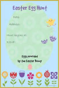 easter egg hunt template free pea pod free printable easter egg hunt invitation
