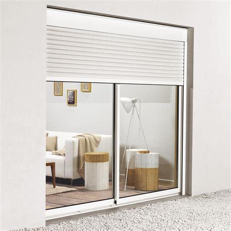 poser une porte de garage coulissante remplacement porte de garage par baie coulissante avec