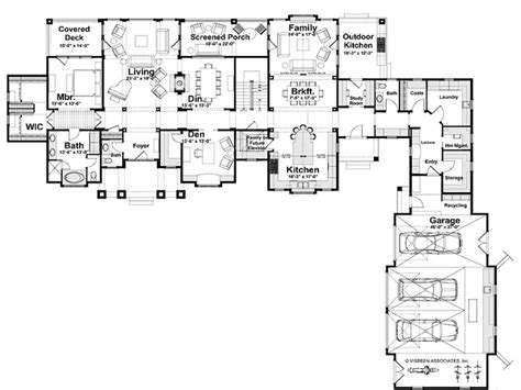 l shaped open floor plan 94 fantastic l shaped house plans photo concept home