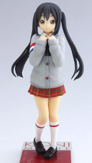 K On The Dxf Figure Htt Gray Style Mio Banpresto k on dxf figure nakano azusa htt gray style ver my anime shelf