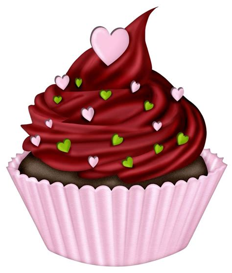 342 best Cupcake Clipart images on Pinterest | Cupcake ... Free Clipart Cupcakes