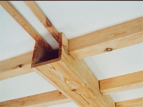 Fausse Poutre Plafond by Poutre Imitation Bois Myqto