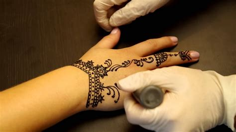 how do you make a henna tattoo my henna henna 2