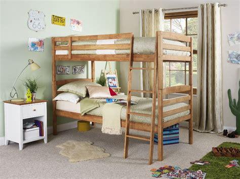 Bunk Beds Wichita Ks Wichita Bunk Bed Honey Oak Thanet Beds