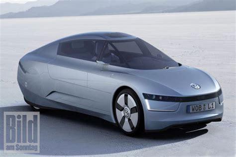 Vw 1l Auto by Volkswagen 1l Concept
