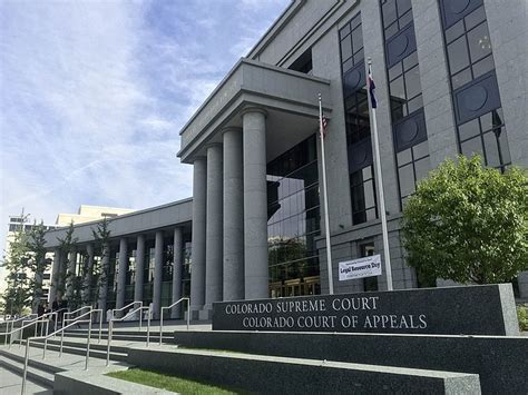 Colorado Courts Search Colorado Supreme Court Justices Hear Feedback On Open Records Craig Daily Press