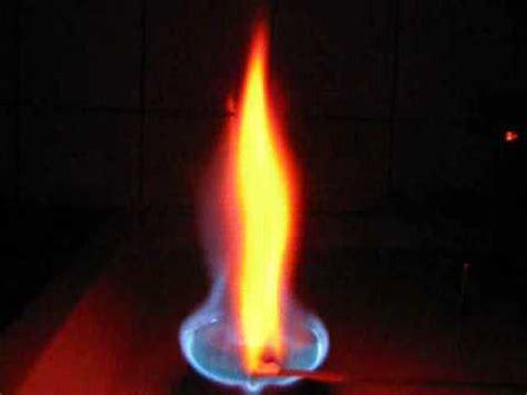 strontium color strontium chloride test