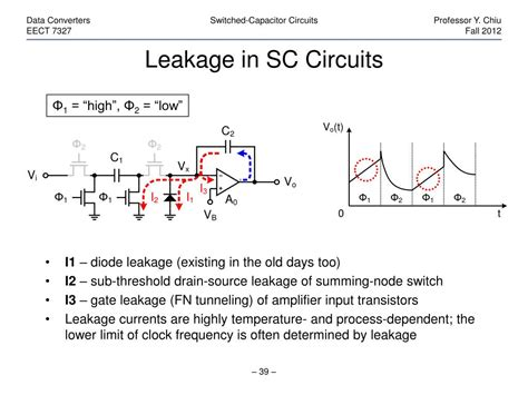 switched capacitor circuits ppt switched capacitor circuits ppt 28 images ppt switched capacitor circuits powerpoint