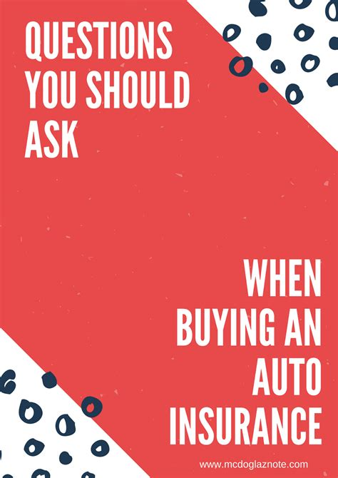how much should you have saved before buying a house questions you should ask when buying an auto insurance mcdoglaz note