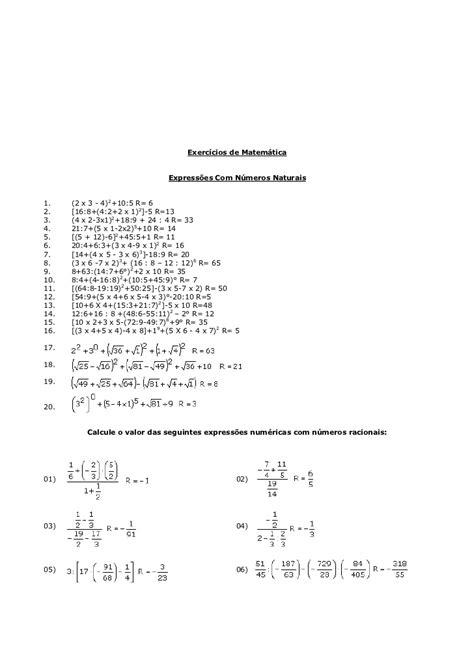 Tas Miniso 3 5 X 62 Cm ap exercicios matematica respostas 001