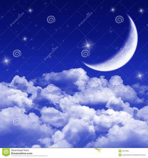noche silenciosa noche silenciosa noche iluminada por la luna fotograf 237 a
