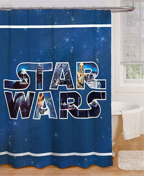 shower curtains star wars and on pinterest