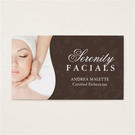 esthetician business cards templates makeup artist esthetician business cards makeup vidalondon