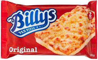 Billy S Billy S Pan Pizza Brands