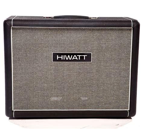 hiwatt custom 2x12 cabinet guitar cabinets products
